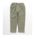 パンツ 裏微起毛ツイル/7days Style pants