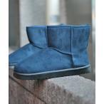 ブーツ ふわっふわのボアが暖かくて快適な履き心地♪軽くて歩きやすいムートンブーツ/AAA+ Feminine 3519