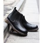 ブーツ オリジナルクリアソールサイドゴアブーツ