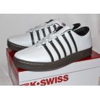 K SWISS(Kスイス)THE CLSSC ORIGINALS ザ クラシック  オリジナルズ  ホワイト/ブラウン/ガム