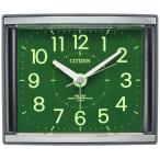 【限定大特価】CITIZEN ( シチズン ) 電波 目覚し時計 ジールR434  集光文字板 グレー 4RL434-008【保証書付き説明書/化粧箱/乾電池は付属しません】