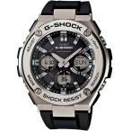 G-SHOCK GST-W110-1A カシオ CASIO 腕時計 メンズ アナログ 電波 ソーラー G-STEEL Gスチール カシオ メンズ【あすつく】