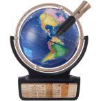 ドウシシャ しゃべる地球儀  地球儀 PG-HRN19R パーフェクトグローブ HORIZON NEXT ホライズン ネクスト 知育玩具 地理 社会 国 クイズ 勉強 日本語 英語 軽量