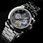 ジョンハリソン J.HARRISON 腕時計 自動巻き メンズ JH-008BW