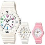 チープカシオ CASIO カシオ レディース 腕時計 アナログ スクエア チプカシ プレゼント ピンク LRW-200H【代引き不可】