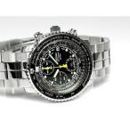 セイコー腕時計 SEIKO SNA411P1 逆輸入 クロノグラフ メンズ