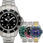 【ポイント5倍!】テクノス TECHNOS クオーツ メンズ 腕時計 TSM402SB TSM402TN TSM402SM TSM402SH