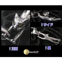 猫のペンダント(2)黄色/動物