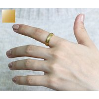 ステンレス リング(57) ローマ数字 選択可 銀色 金色 ピンクゴールド メイン メンズ レディース ナンバー シンプル|0001pppcom|16