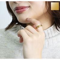 ステンレス リング(59) 3連の指輪 選択可 銀色 金色 ピンクゴールド メイン メンズ レディース 大人 おしゃれ シンプル|0001pppcom|14