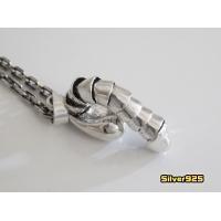 シルバー925製ペニスのペンダント(1)/男性器可動式(メイン)|0001pppcom|02