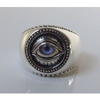 good vibrations(GV)プロビデンスの目の指輪(4)義眼 メイン フリーメイソン 義眼リング プロビデンスの目のリング|0001pppcom|02