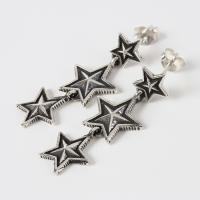 スターピアス(15)片耳売り (メイン) 星 半立体 スターピアス シルバー925製銀|0001pppcom|04