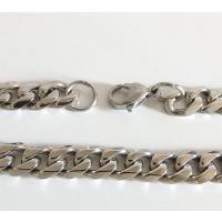 ステンレス ネックレス 喜平チェーン7.5mm選択可50cm 55cm 60cm 65cm 70cmにぶめの色 サージカルステンレス 316L|0001pppcom|04