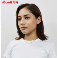 (ステンレス)甲丸チェーン(1)3mm選択可50cm 60cm 70cm 金属アレルギー対応ネックレス メイン 0001pppcom 05