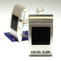 ブランド:MICHEL KLEIN/ミッシェルクラン[メンズアクセサリー]    ブラックとつや消し...