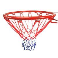 バスケットリング&ネット(取り付けネジ付き)  リングサイズ:Φ45cm(通常規格サイズ) 取付穴寸...