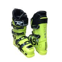 基礎スキーヤーの要望を反映した0度カンティングブーツ。 スキーのフラット操作がしやすく、角付けもスキ...