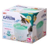 ジェックス ピュアクリスタル 複数飼育猫Gグリーン 4972547924261 いつもたくさんキレイ...