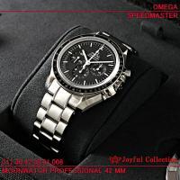 オメガ スピードマスター プロフェッショナル 311.30.42.30.01.006 新品。 手巻き...