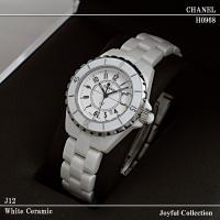 シャネル J12 ホワイトセラミック H0968 新品。 CHANEL J-12 WHITE CER...