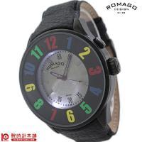 ロマゴデザイン RM007-0053ST-RD ロマゴデザイン メンズ 商品詳細・シルバー・銀(文字...