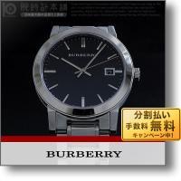 バーバリー BURBERRY BU9001 ユニセックス バーバリー 商品詳細・ブラック・黒(文字盤...