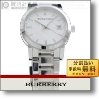バーバリー BURBERRY BU9100 レディース バーバリー 商品詳細・シルバー・銀(文字盤カ...