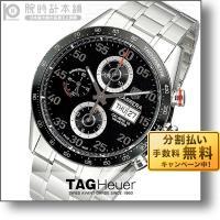 タグホイヤー カレラ TAGHeuer  CV2A10.BA0796 メンズ 時計 腕時計 輸入品 ...