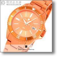 サルバトーレマーラ SalvatoreMarra  SM13118-OR メンズ 時計 腕時計 正規...