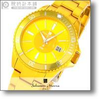 サルバトーレマーラ SalvatoreMarra  SM13118-YL メンズ 時計 腕時計 正規...