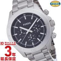 フォッシル FOSSIL CH2848 メンズ フォッシル 商品詳細・ブラック・黒(文字盤カラー)・...