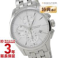 ハミルトン ジャズマスター HAMILTON オートクロノ H32596151 メンズ 時計 腕時計...