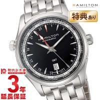 [3年保証]ハミルトン HAMILTON H32695131 メンズ ハミルトン 商品詳細・ブラック...