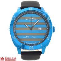 [新作]ロマゴデザイン RM049-0371ST-BU ロマゴデザイン メンズ 商品詳細・ブルー・青...