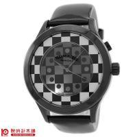 ロマゴデザイン RM052-0314ST-BKWH ロマゴデザイン メンズ 商品詳細・ブラック・黒(...