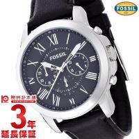 フォッシル FOSSIL FS4812 メンズ フォッシル 商品詳細・ブラック・黒(文字盤カラー)/...