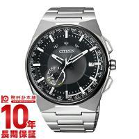 [10年長期保証]シチズン エコ・ドライブサテライトウエーブ フラッグシップモデル F100 CC2...