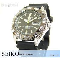 セイコー5 逆輸入モデル SEIKO5 5スポーツ 100m防水 機械式(自動巻き) SNZB23J...
