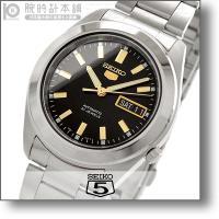 セイコー5 逆輸入モデル SEIKO5 機械式(自動巻き) SNKM67K1 メンズ 時計 腕時計 ...