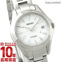 セイコー ドルチェ&エクセリーヌ DOLCE&EXCELINE ソーラー電波 100...