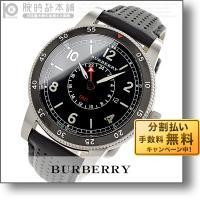 バーバリー BURBERRY BU7854 メンズ バーバリー 商品詳細・ブラック・黒(文字盤カラー...