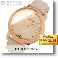 バーバリー BURBERRY シティ BU9014 メンズ 時計 腕時計 輸入品  バーバリーの「B...