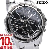 セイコー 逆輸入モデル SEIKO ソーラー 100m防水 SSC147P1 メンズ 時計 腕時計 ...