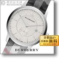 バーバリー BURBERRY  BU10002 メンズ 時計 腕時計 輸入品  バーバリー・チェック...