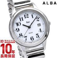 セイコー アルバ ALBA リキワタナベ ソーラー AKQD023 レディース 時計 腕時計 正規品...