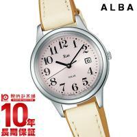 セイコー アルバ ALBA リキワタナベ ソーラー AKQD026 レディース 時計 腕時計 正規品...