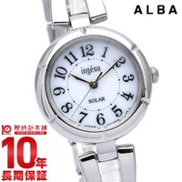 セイコー アルバ ALBA ソーラー AHJD095 レディース 時計 腕時計 正規品 <br...