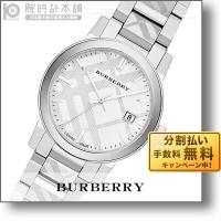 バーバリー BURBERRY シティ BU9037 メンズ 時計 腕時計 輸入品  バーバリー・チェ...