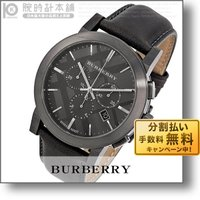 バーバリー BURBERRY シティ BU9364 メンズ 時計 腕時計 輸入品  バーバリー・チェ...